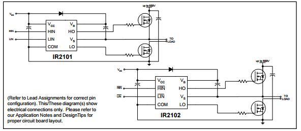 全新ir2101s sop-8 集成电路 栅极驱动器