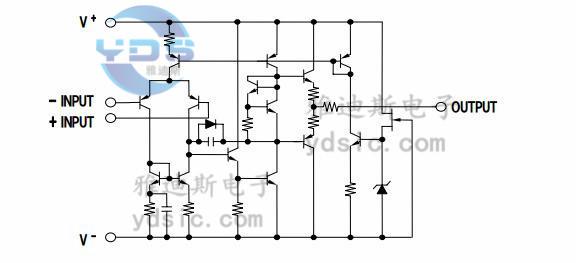 电路 电路图 电子 原理图 576_263